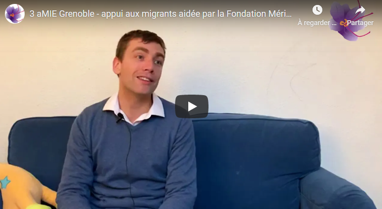 Vidéo – 3 aMIE – Grenoble